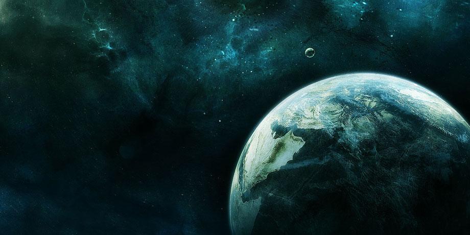 Hommage à la Terre